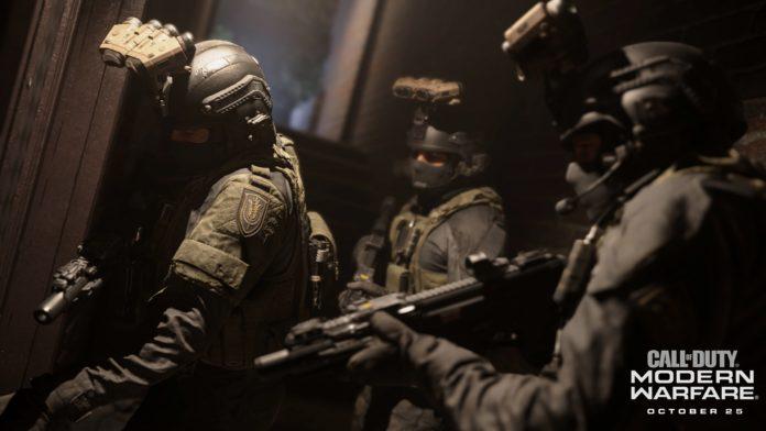 Call of Duty: Modern Warfare Update 1.09 Détaillé; Résout la guerre au sol, les bugs généraux, etc.