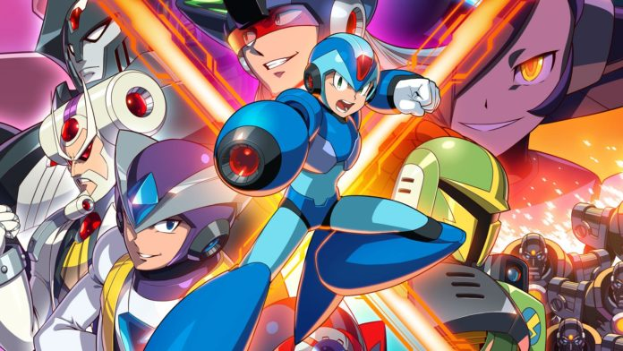 Les collections Mega Man X Legacy rejoignent Mega Man 11 dans le club des grands vendeurs