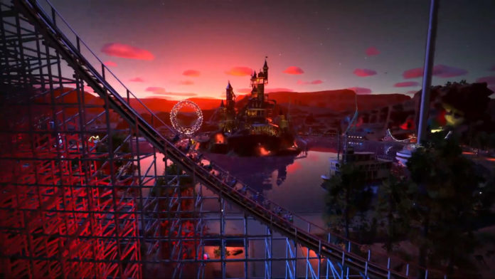 Planet Coaster se dirige vers la Xbox One