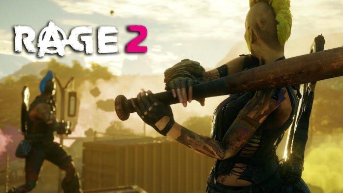 Rage 2's Expansion, bande-annonce de lancement de TerrorMania présentant la force des ténèbres, regardez ici