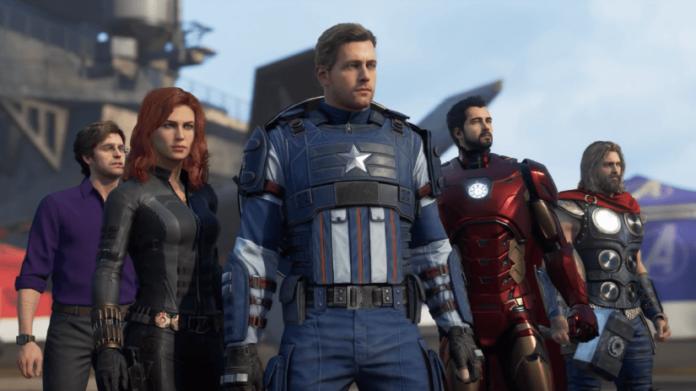 Les Avengers de Marvel viennent d'être repoussés en septembre