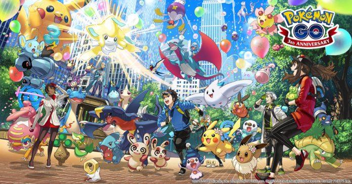 Un joueur de Pokemon Go a attrapé son millionième Pokemon