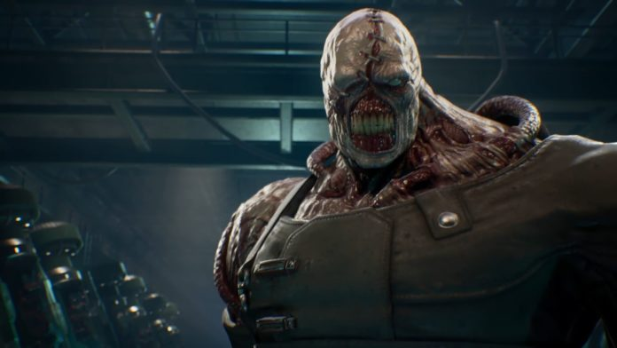 Resident Evil 3 remake des fuites sur le PlayStation Network