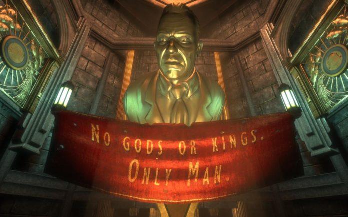 2K Games annonce qu'un nouveau jeu Bioshock est en préparation chez Cloud Chamber