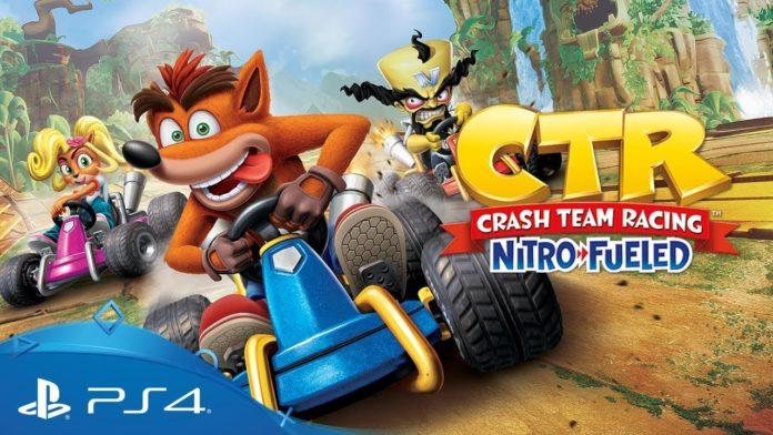 Crash Team Racing Nitro-Fueled reçoit la remorque Accolades juste à temps pour les fêtes