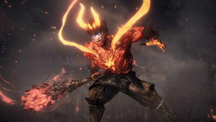 Nioh 2 Livestream présente un nouveau gameplay et une bataille de boss épique en action