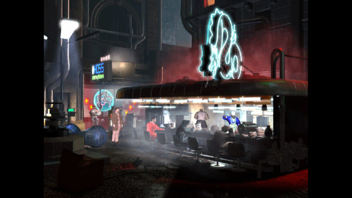 Vous pouvez rejouer au jeu d'aventure Blade Runner grâce à GOG