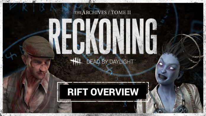 Dead by Daylight Reckoning Rift introduit le système Battlepass Tier dans le jeu