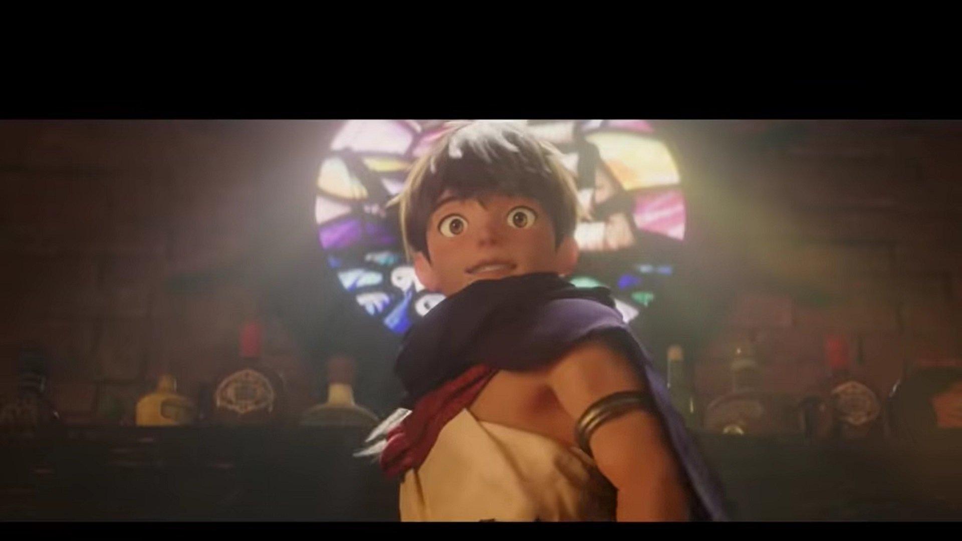 Dragon Quest Votre Film D Animation Serait Bientot Disponible Sur