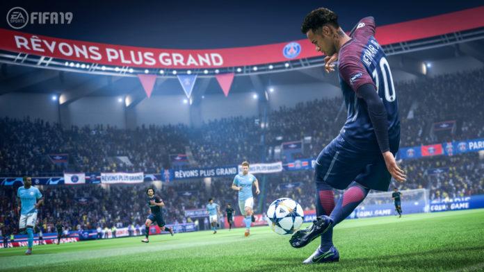 FIFA 20 reçoit la mise à jour de titre 10, un ensemble complet de notes de mise à jour détaillées