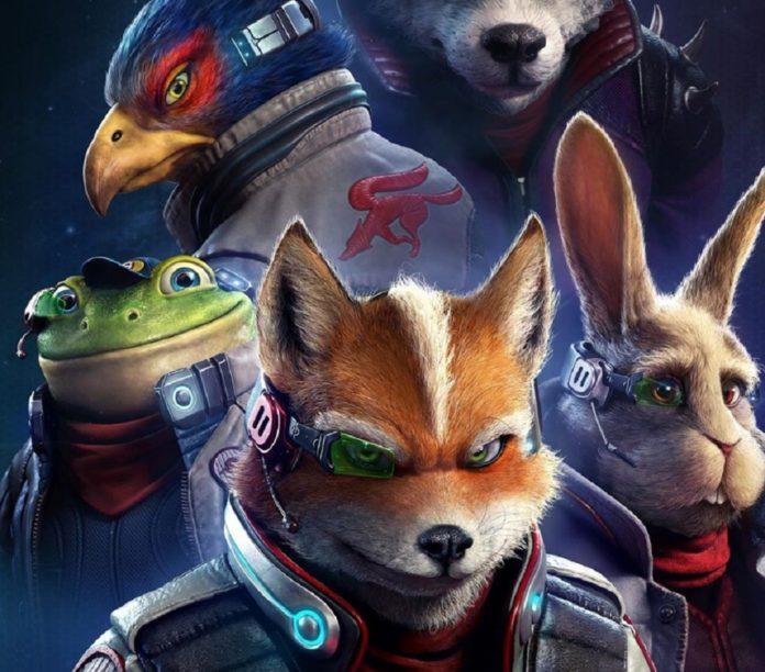 L'artiste du nouveau God of War a terminé son concept Star Fox