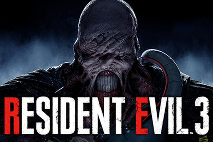 La taille du fichier Resident Evil 3 est révélée