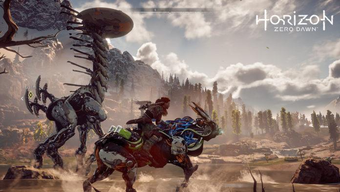 Un nouveau rapport suggère Horizon: Zero Dawn se dirige vers PC