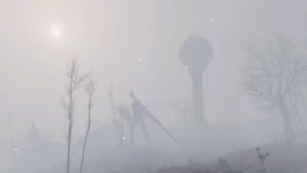 Whispering Hills apporte Silent Hill à Fallout 4
