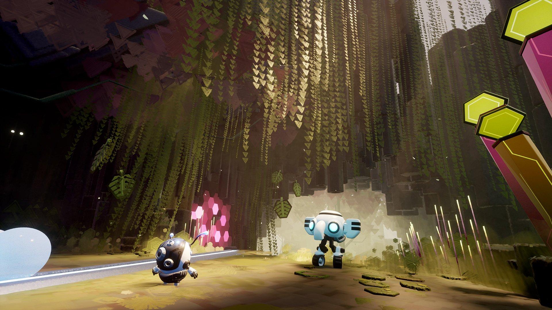 Dreams PS4 D-Bug et Ele-D
