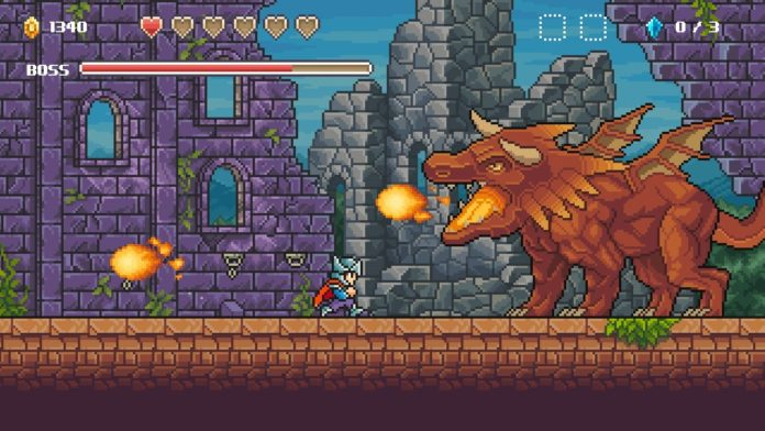 Concours: Gagnez le jeu de plateforme inspiré de la vieille école Goblin Quest for Switch