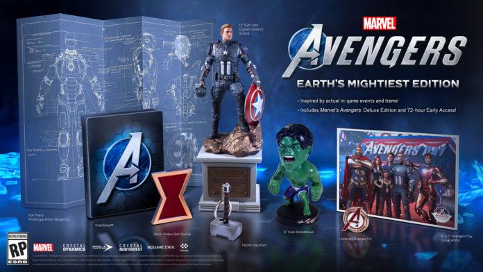 Crystal Dynamics annonce les Avengers Earth de Marvel; l'édition collector la plus puissante, les exclusivités PlayStation et plus encore