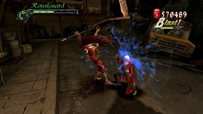 Devil May Cry 3 sur Switch va faire faillite, ouvre complètement le mécanisme de changement d'arme