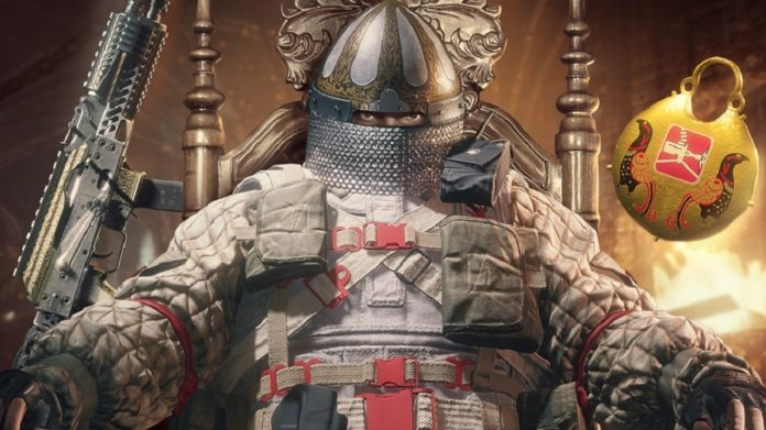 Le terrifiant remaniement de Tachanka de Rainbow Six Siege transformera un Seigneur en DIEU
