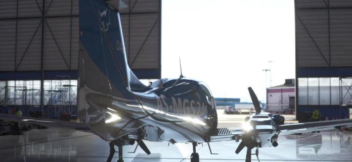 Microsoft Flight Simulator aura des aéroports réels extrêmement détaillés