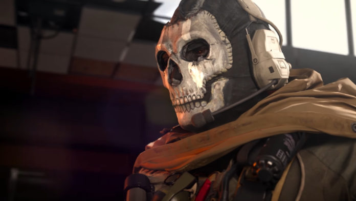 Modern-Warfare-Ghost-Operator
