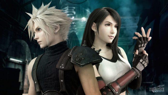 Square Enix lance le film d'ouverture du remake de Final Fantasy 7