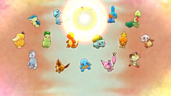 Voici un autre aperçu de Pokemon Mystery Dungeon: Rescue Team DX