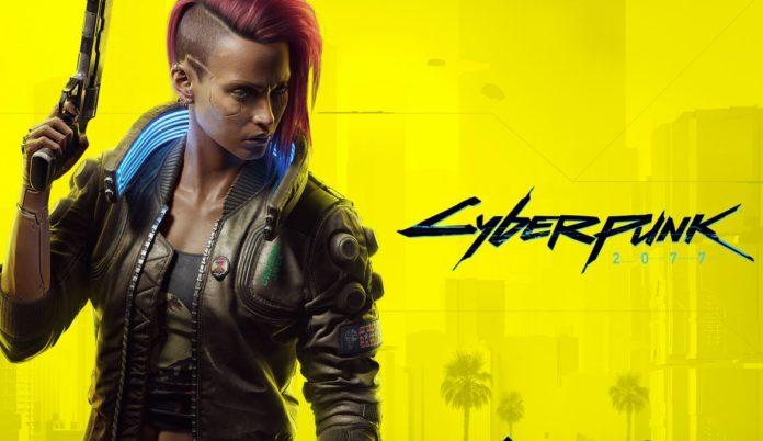 Cyberpunk 2077 Female V vient de subir un changement de conception