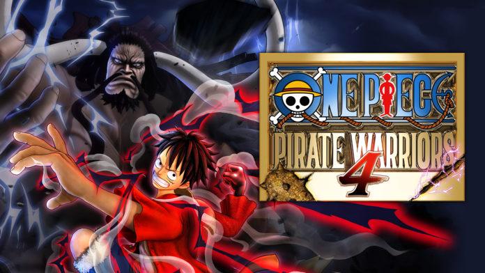 One Piece Pirate Warriors 4 lance de nouvelles bandes-annonces de personnages individuels
