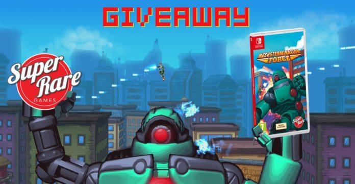 Concours: Éliminez le robot-empire avec la sortie de Mechstermination Force par Super Rare Games