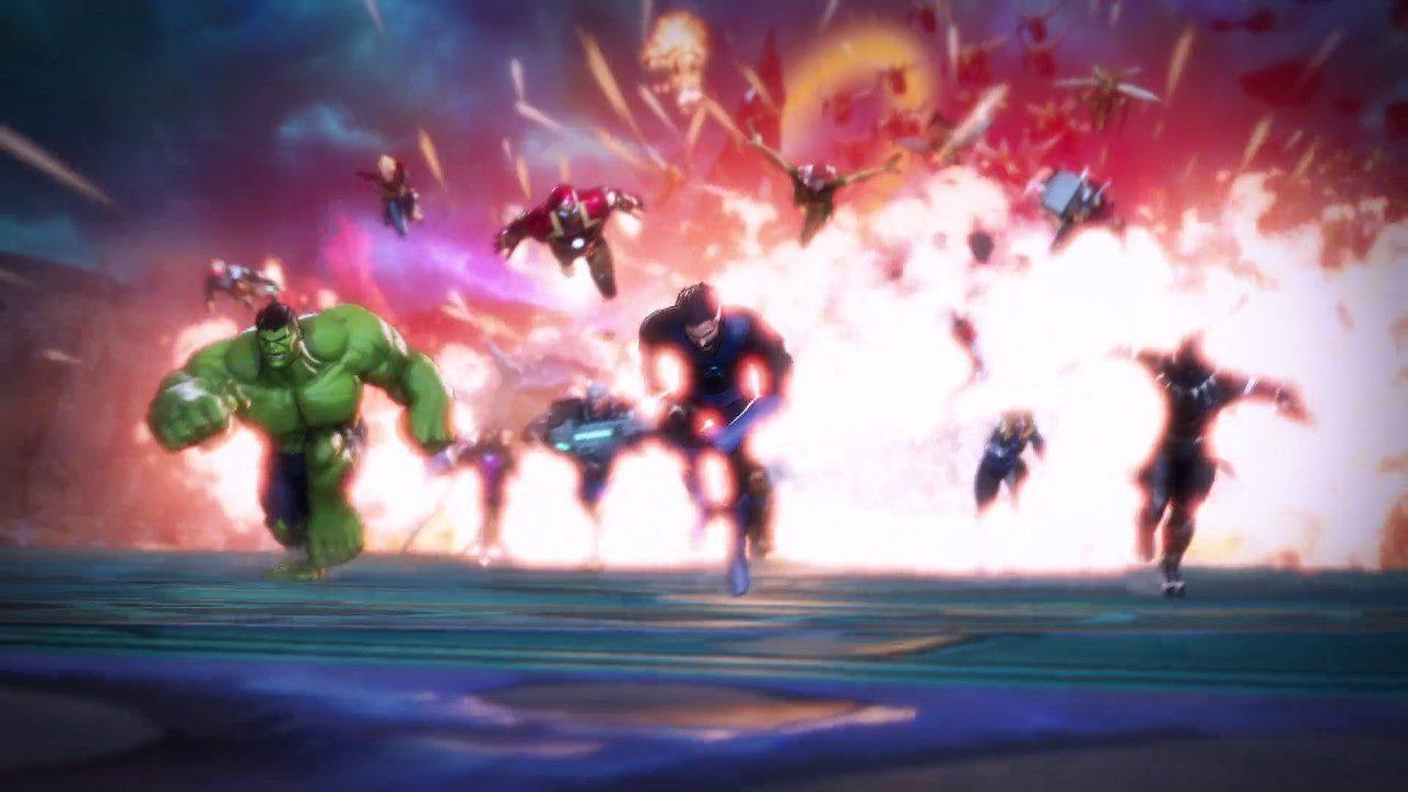 "Marvel Ultimate Alliance 3: Shadow of Doom ""width ="" 1280 ""height ="" 720"