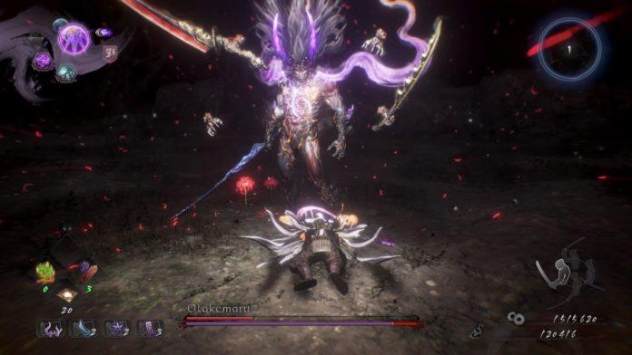 Nioh 2: Comment battre chaque boss   Ch. 7: Otakemaru, le boss final