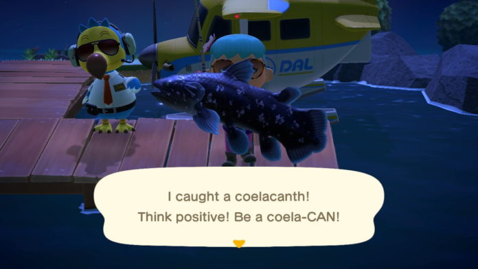 Animal-Crossing-New-Horizons-How-to-Catch-Coelacanth