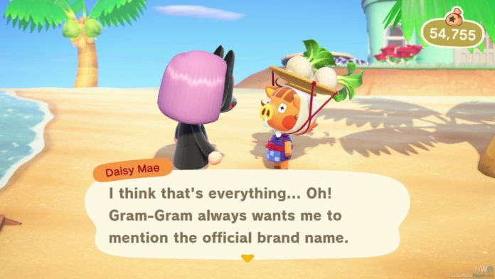 Animal-Crossing-New-Horizons-Where-is-Daisy-Mae-and-What-Time-Can-you-Buy-Turnips