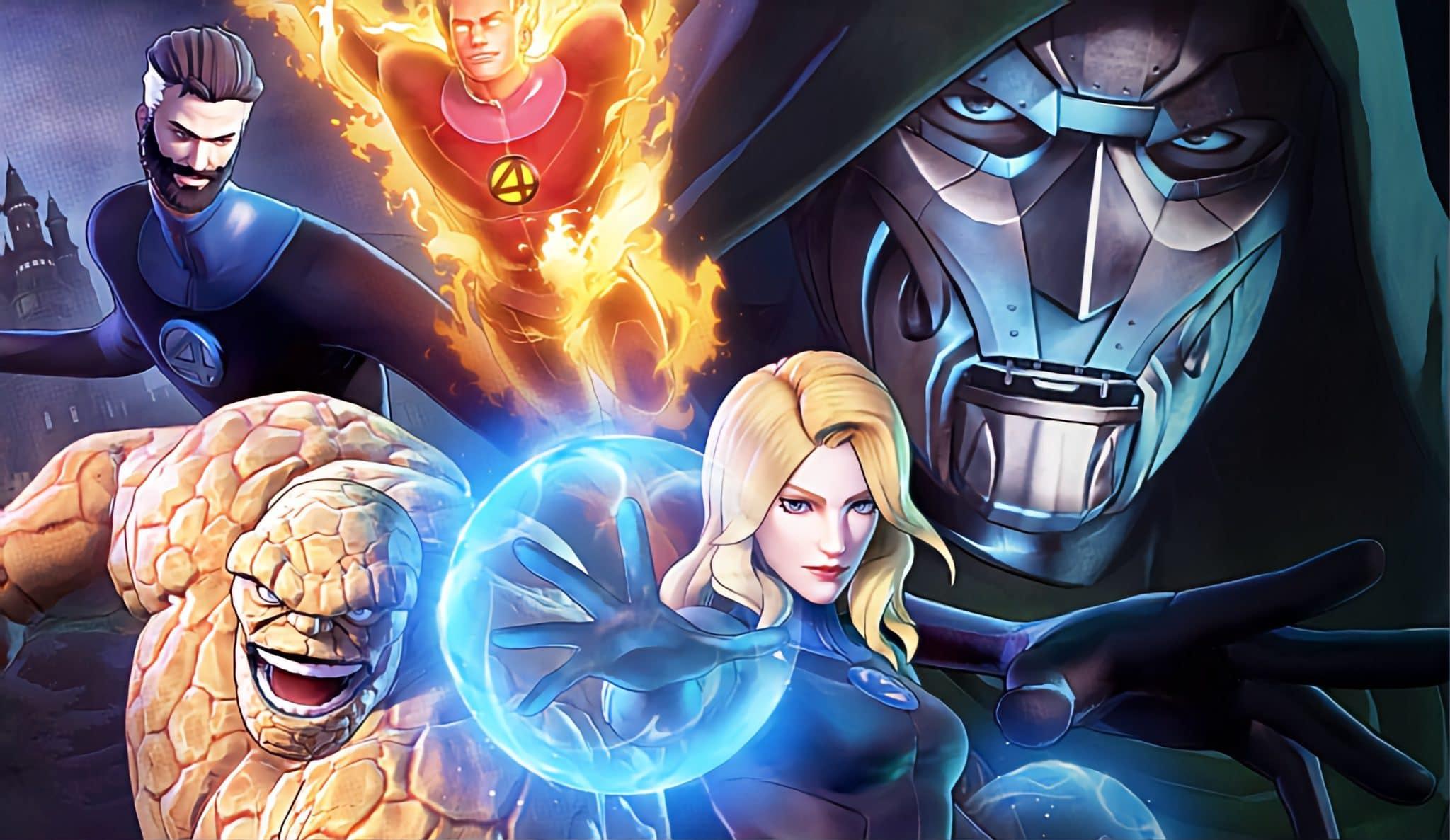 Marvel Ultimate Alliance 3: Shadow of Doom critique
