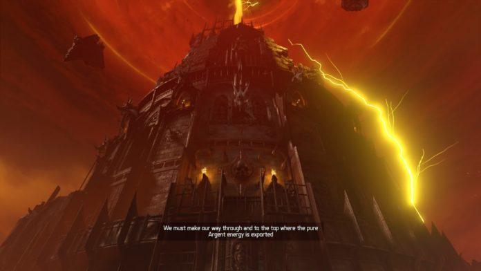 DOOM Eternal: tous les lieux de collection | M11: Nekravol Pt. II