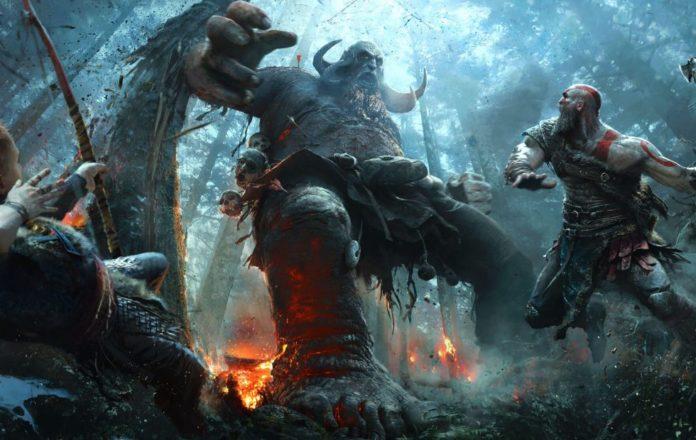 God of War Villain Secret renverse les joueurs lorsque le dos est tourné