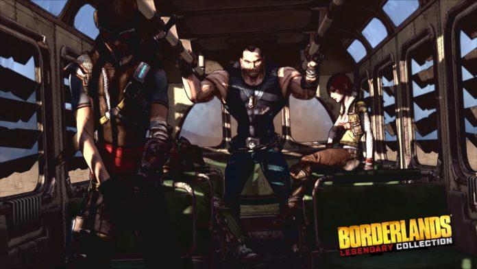 La collection Borderlands et d'autres classiques 2K arriveront chez Switch en mai