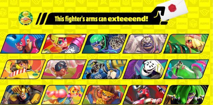 Le prochain personnage de Smash Ultimate proviendra d'Armes et sortira en juin