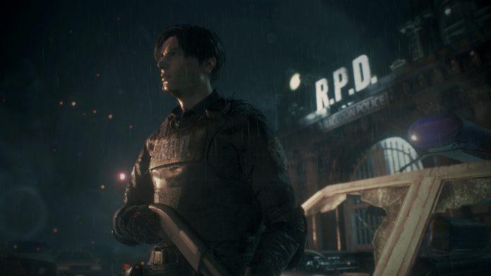 Merde, Resident Evil 2 a l'air incroyable avec ce mod de traçage de rayons