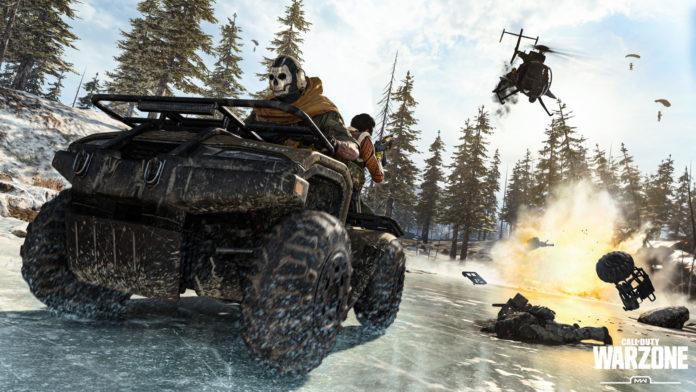 Modern Warfare: Warzone - Comment fonctionne la régénération dans le nouveau mode Battle Royale