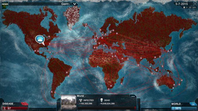 Plague Inc. obtient un mode gratuit où vous sauvez le monde