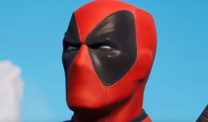 Deadpool Skin est maintenant disponible sur Fornite