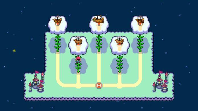 La dernière mise à jour de Super Mario Maker 2 permettra aux joueurs de créer leurs propres mondes