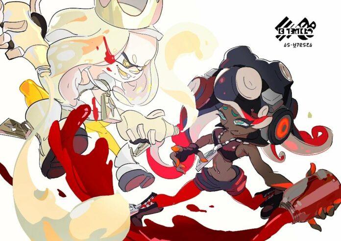 Splatfest de Splatoon 2 Mayo vs Ketchup revient aujourd'hui