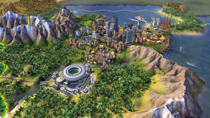 Civilization VI, qui coûte 60 dollars, est gratuit sur Epic Games Store