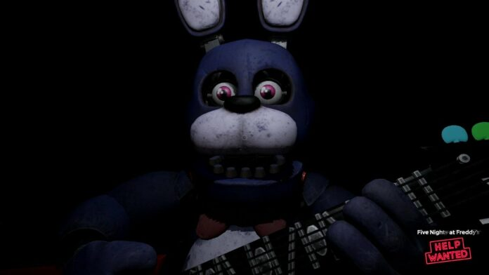 Five Nights at Freddy: Help Wanted est disponible sur Switch aujourd'hui
