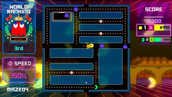 Une nouvelle version de Pac-Man arrive gratuitement sur Twitch