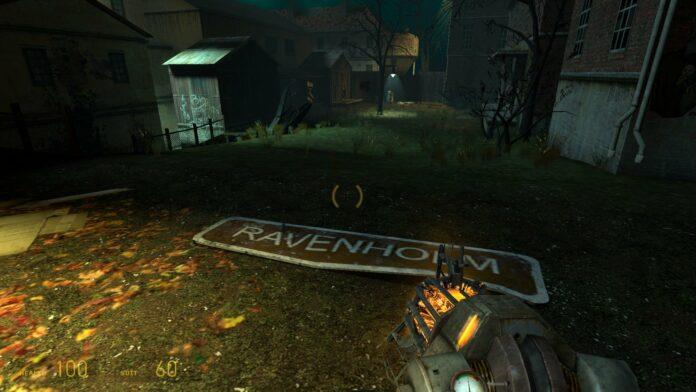 Voici un GIF de Half-Life 2: Episode 4 annulé d'Arkane et des zombies qui déchirent la porte de Ravenholm