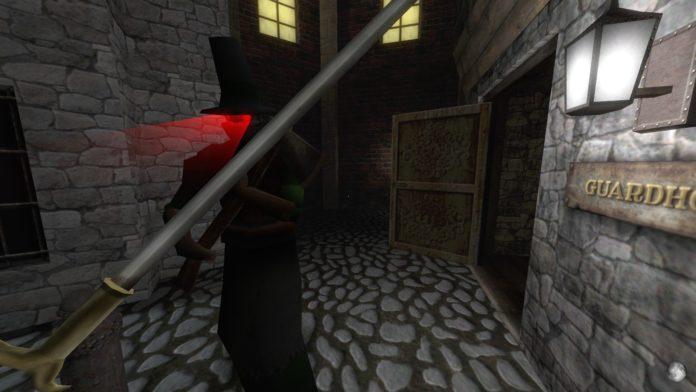 Gloomwood est un mélange amusant d'horreur de survie et de simulation immersive
